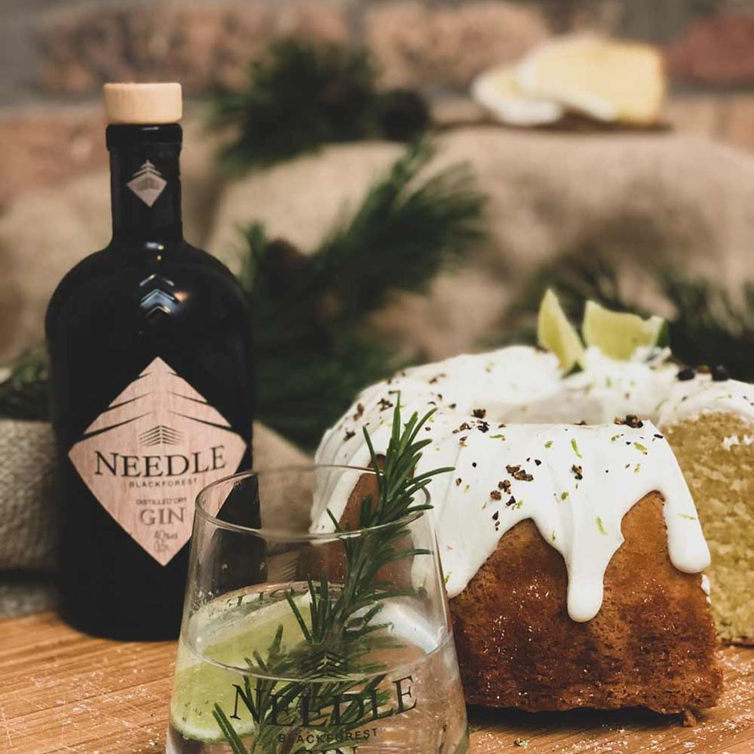 Influencer Marketing Kampagne eqolot für Needle Blackforest Dry Gin